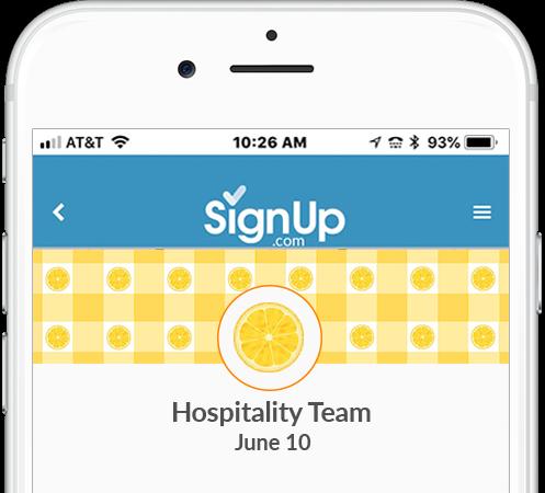 SignUp com Mobile